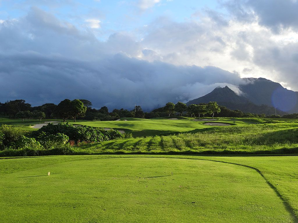 Princeville (Prince) Golf Club
