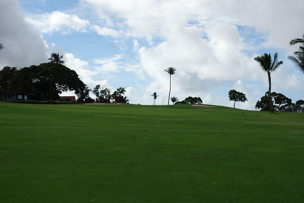 6th Hole at Royal Ka'anapali Golf Course (460 Yard Par 5)