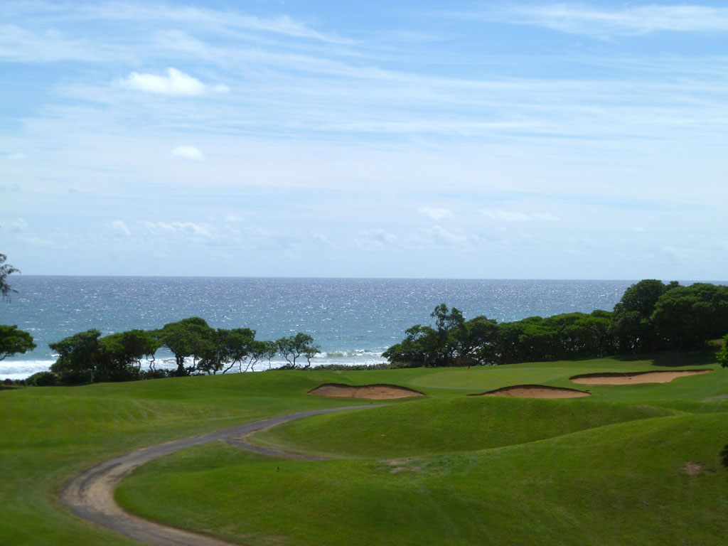 17th Hole at Wailua (173 Yard Par 3)