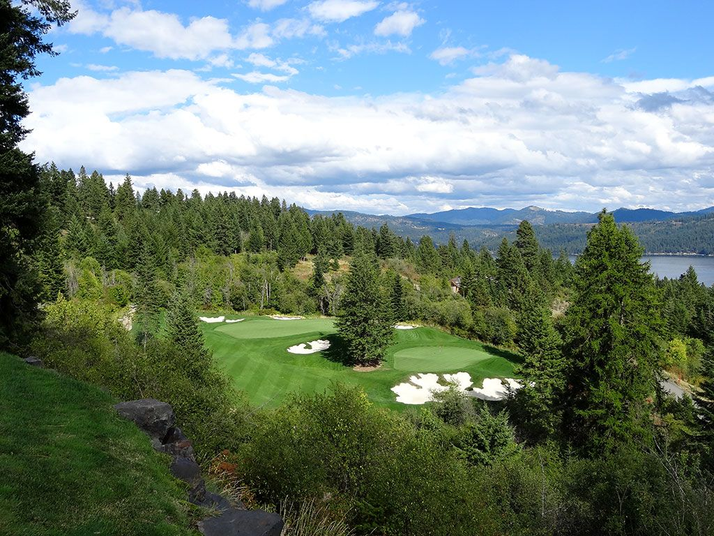 Rock Creek Golf Club Idaho