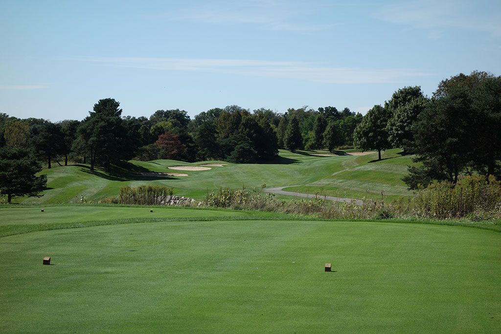 3rd Hole at Bull Valley Golf Club (557 Yard Par 5)