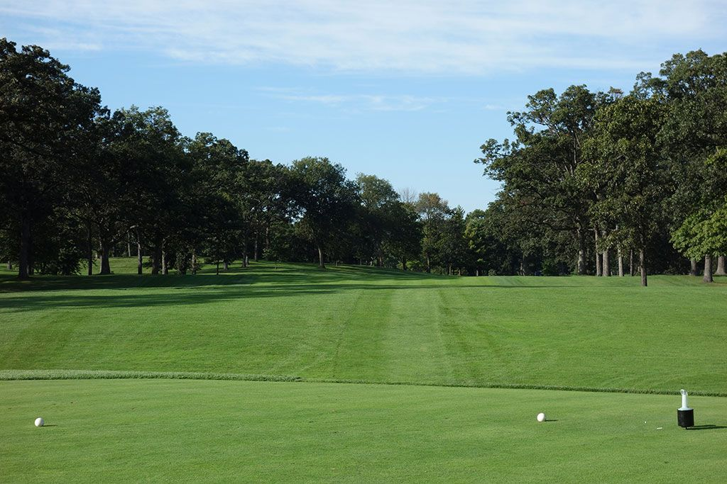 12th Hole at Medinah Country Club (No. 3) (476 Yard Par 4)