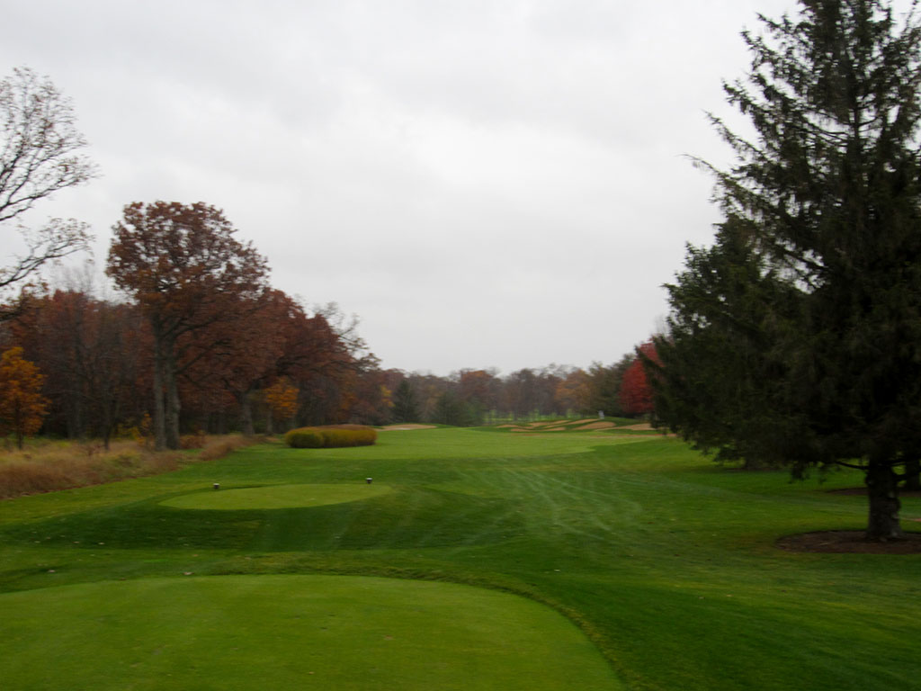16th (Beauty & The Beast) Hole at Rich Harvest Golf Links (634 Yard Par 5)