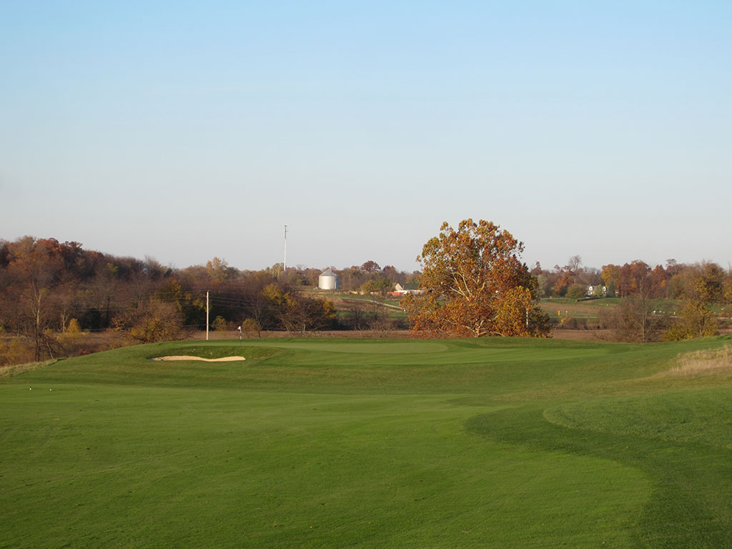 15th Hole at The Sagamore Club (476 Yard Par 4)