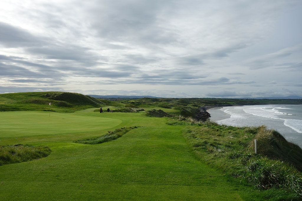 11th Hole at Ballybunion Golf Club (Old) (473 Yard Par 4)