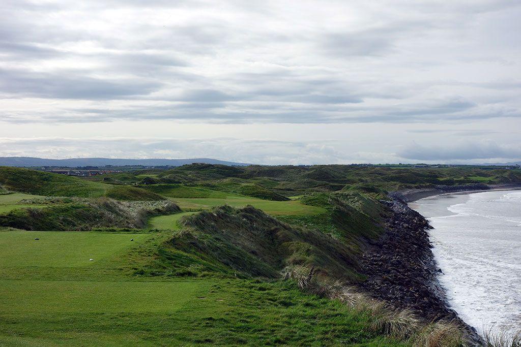 11th Hole at Ballybunion Golf Club (Old) (473 Yard Par 4)