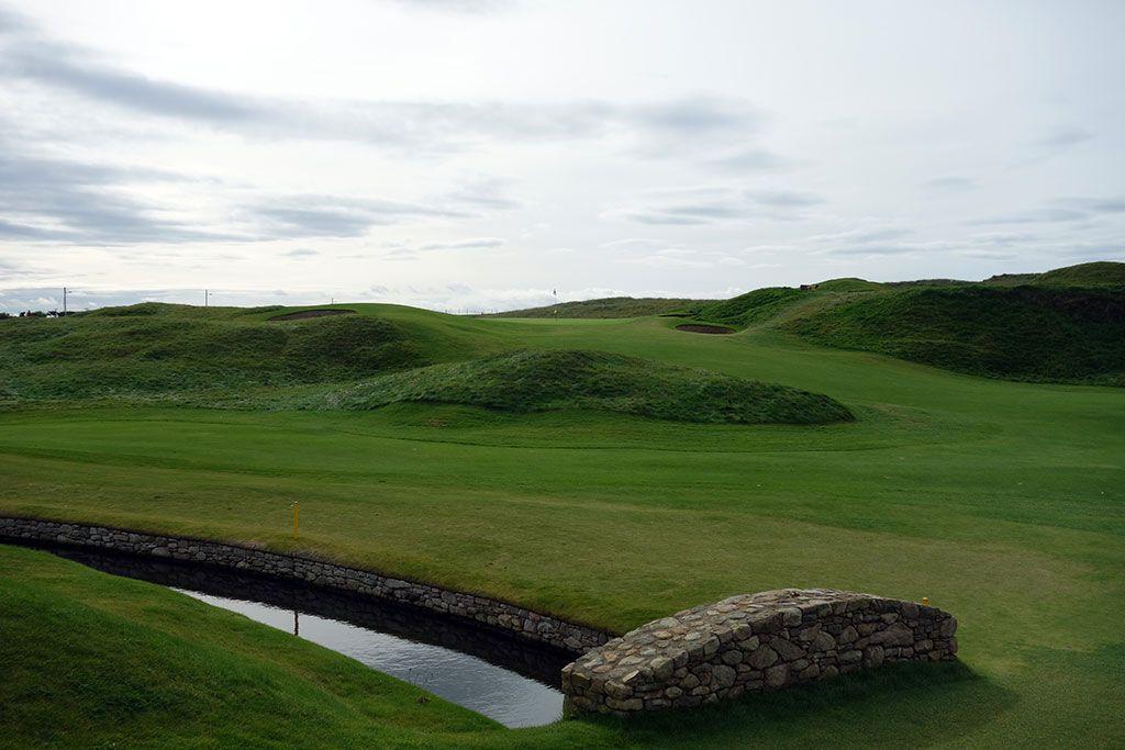 13th Hole at Ballybunion Golf Club (Old) (488 Yard Par 5)