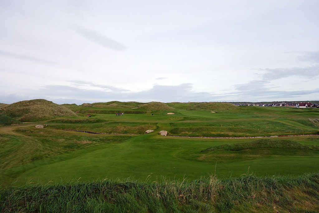 13th Hole at Ballybunion Golf Club (Old) (488 Yard Par 5)