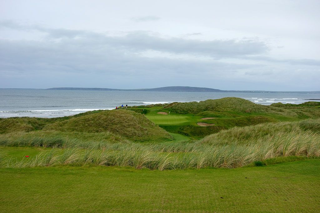 15th Hole at Ballybunion Golf Club (Old) (216 Yard Par 3)