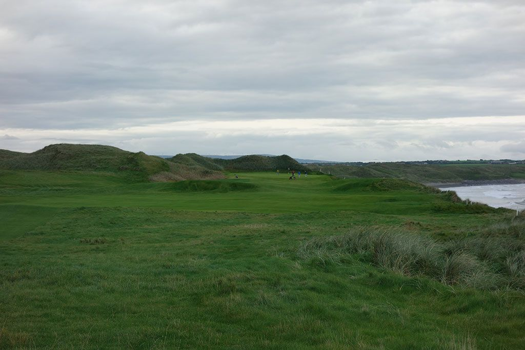 7th Hole at Ballybunion Golf Club (Old) (434 Yard Par 4)