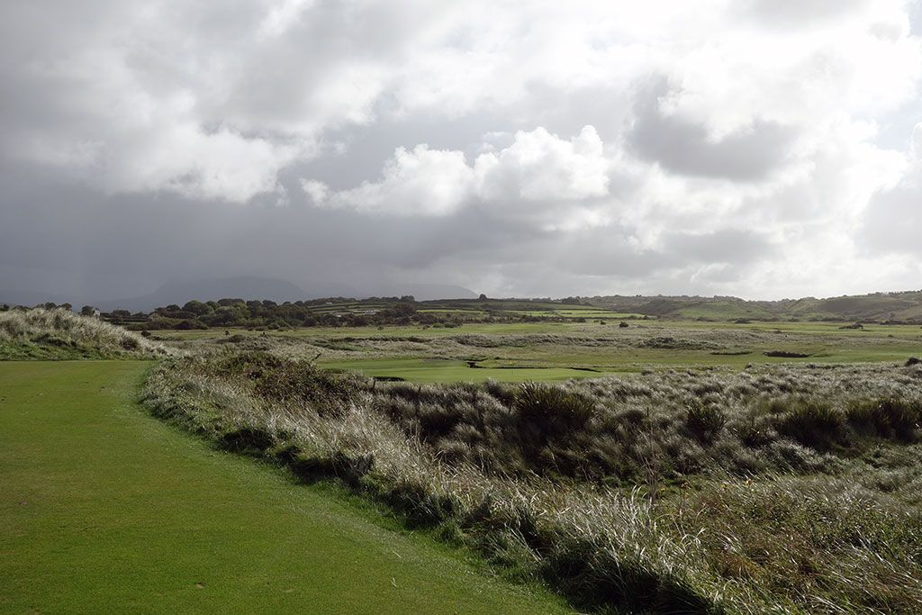 13th Hole at County Sligo Golf Club aka Rosses Point (177 Yard Par 3)