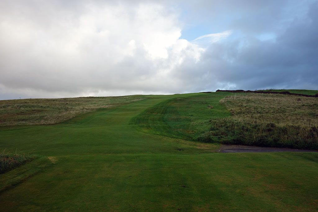 2nd Hole at County Sligo Golf Club aka Rosses Point (330 Yard Par 4)