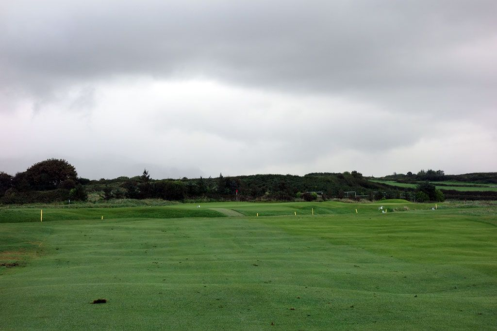 7th Hole at County Sligo Golf Club aka Rosses Point (414 Yard Par 4)