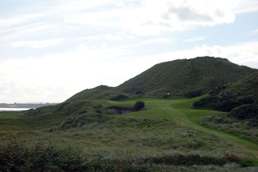 12s Hole at European Club (205 Yard Par 3)