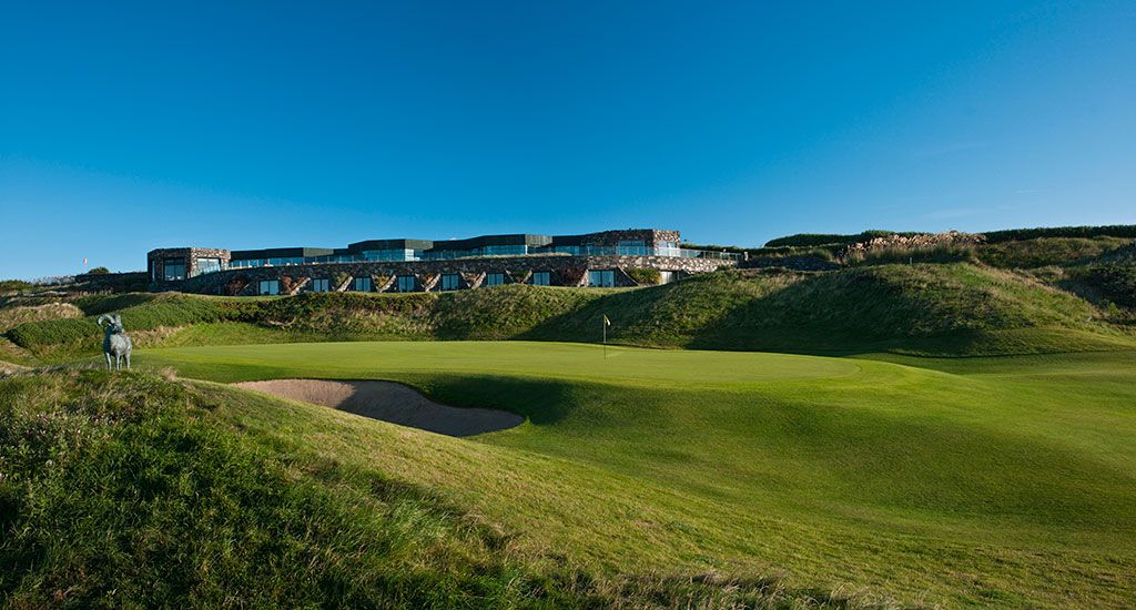 18th Hole at Old Head Golf Links (434 Yard Par 4)