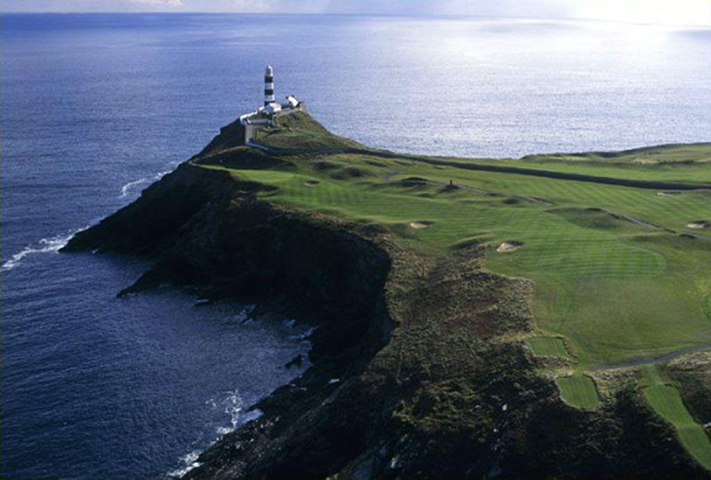 4th Hole at Old Head Golf Links (427 Yard Par 4)
