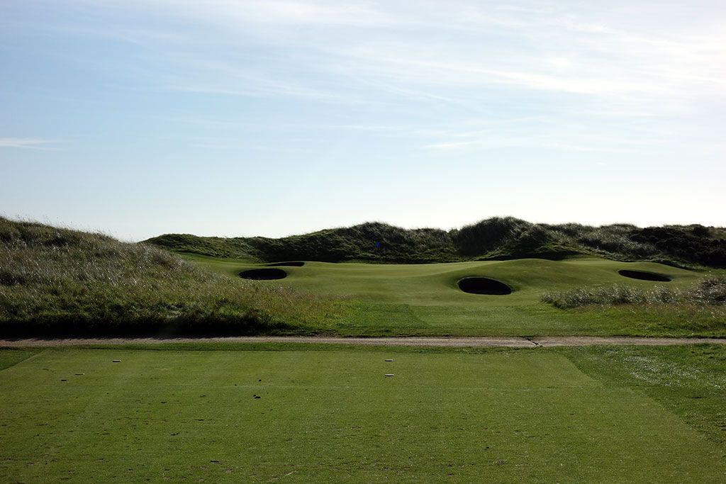 12th Hole at Portmarnock Golf Club (Championship/Old) (177 Yard Par 3)