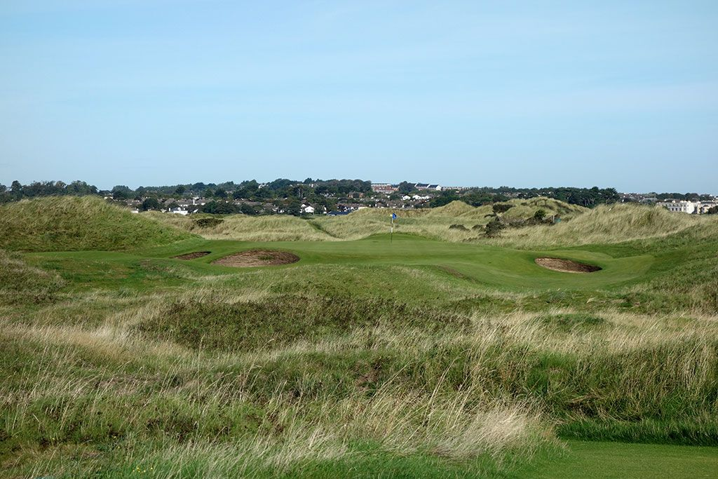 15th Hole at Portmarnock Golf Club (Championship/Old) (204 Yard Par 3)