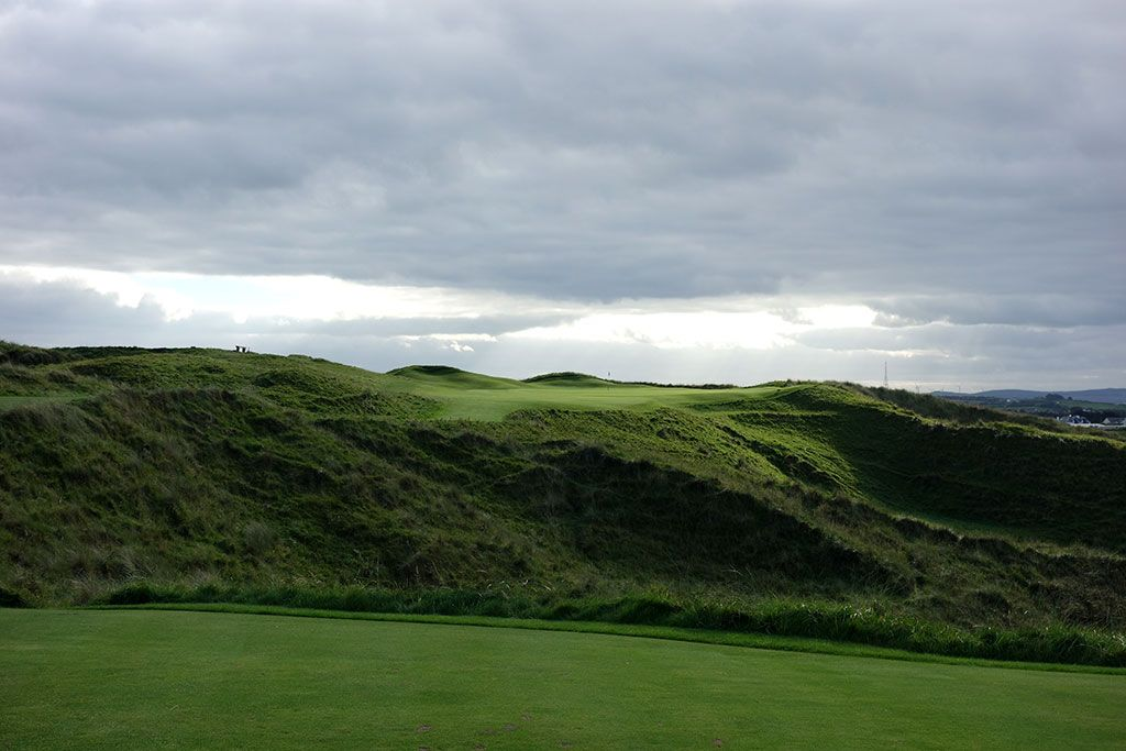 16th Hole at Royal Portrush Golf Club (Dunluce) (210 Yard Par 3)