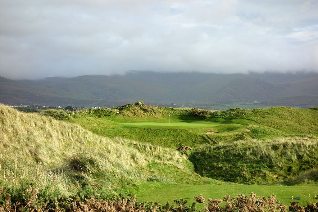 12th Hole at Waterville Golf Links (200 Yard Par 3)