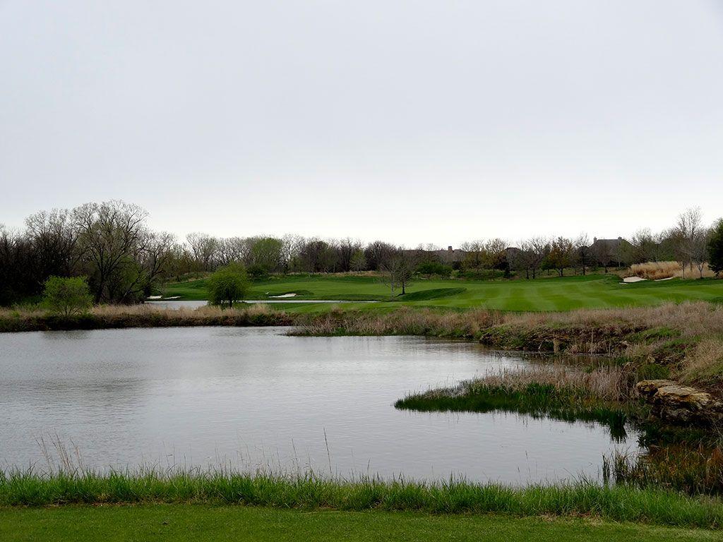 11th Hole at Flint Hills National (531 Yard Par 5)