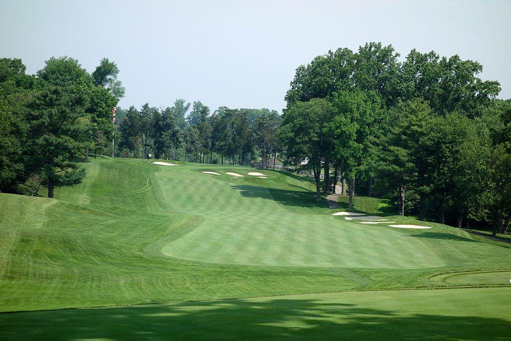 15th Hole at Congressional Country Club (Blue) (490 Yard Par 4)
