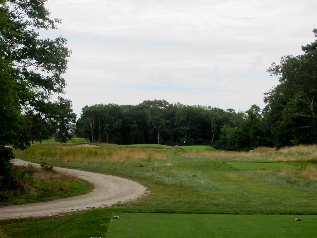 11th Hole at Kittansett (241 Yard Par 3)