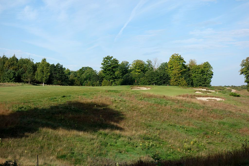 13th Hole at Kingsley Club (292 Yard Par 4)