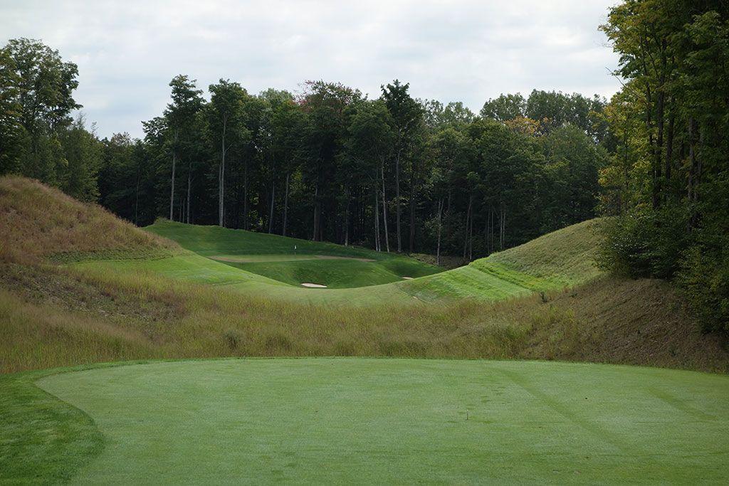 15th Hole at True North Golf Club (320 Yard Par 4)