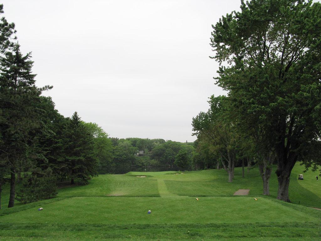 13th Hole at Interlachen Country Club (190 Yard Par 3)