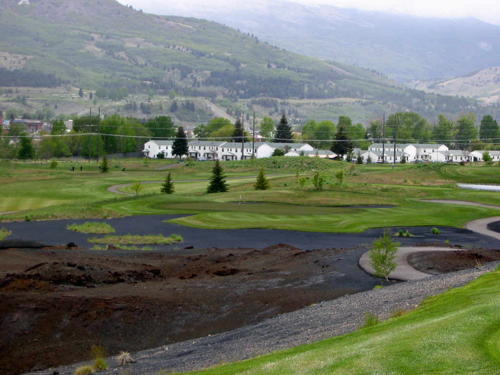 Image result for old works golf course