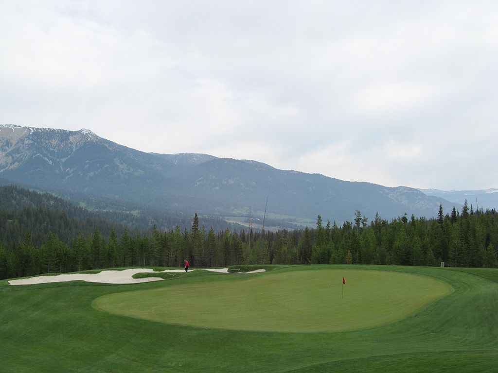 3rd Hole at The Club at Spanish Peaks (231 Yard Par 3)