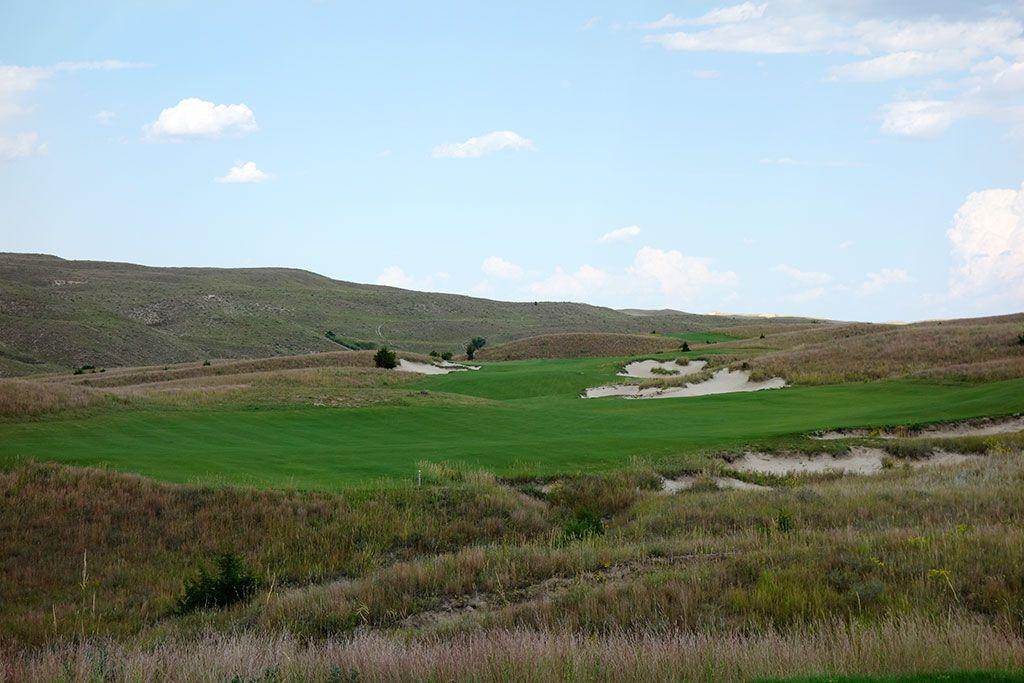 10th Hole at Dismal River Golf Club (Red) (546 Yard Par 5)