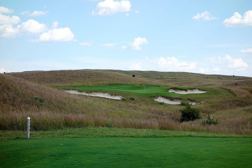 11th Hole at Dismal River Golf Club (Red) (174 Yard Par 3)