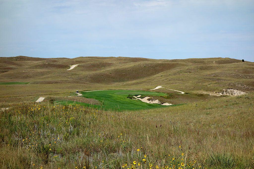 14th Hole at Dismal River Golf Club (White) (515 Yard Par 4)