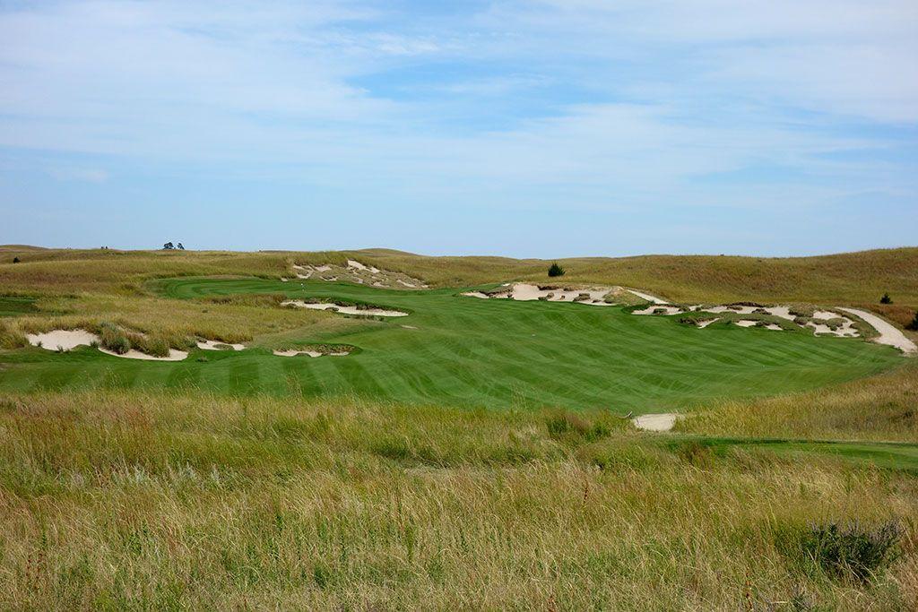 13th Hole at Prairie Club (Pines), The (422 Yard Par 4)