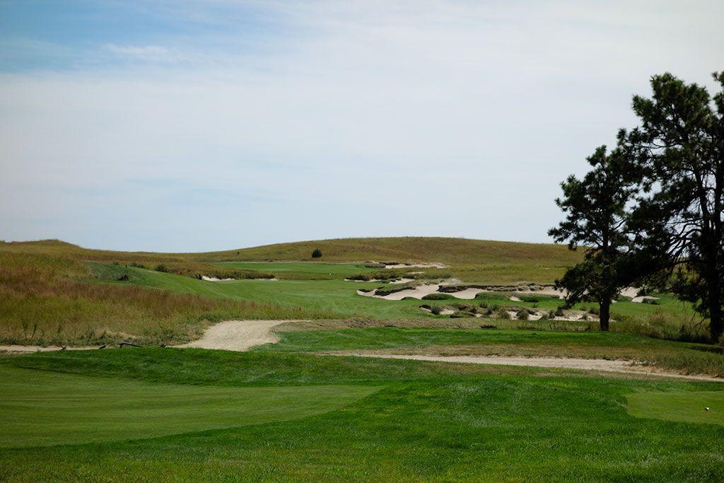 8th Hole at Prairie Club (Pines), The (462 Yard Par 4)
