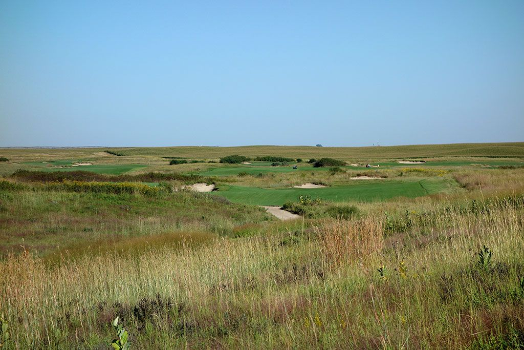 12th Hole at Wild Horse Golf Club (442 Yard Par 4)