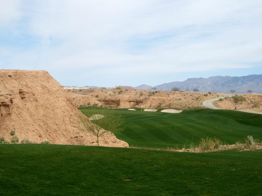 17th Hole at Conestoga Golf Club (423 Yard Par 4)