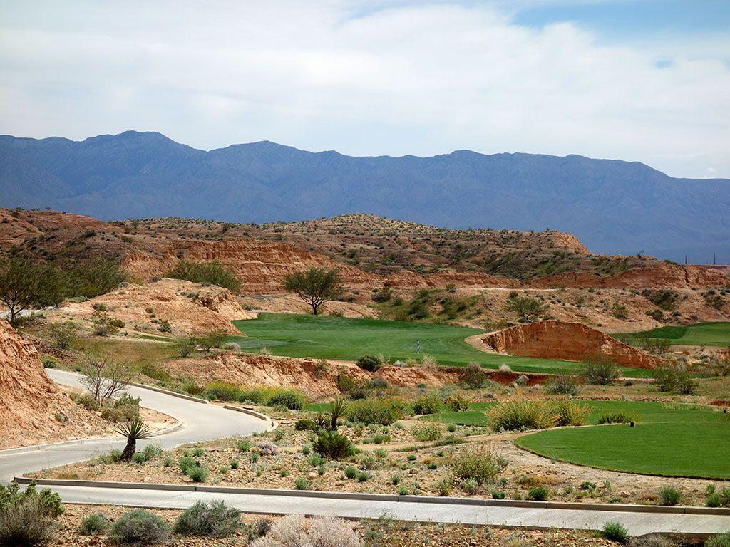 3rd Hole at Conestoga Golf Club (418 Yard Par 4)
