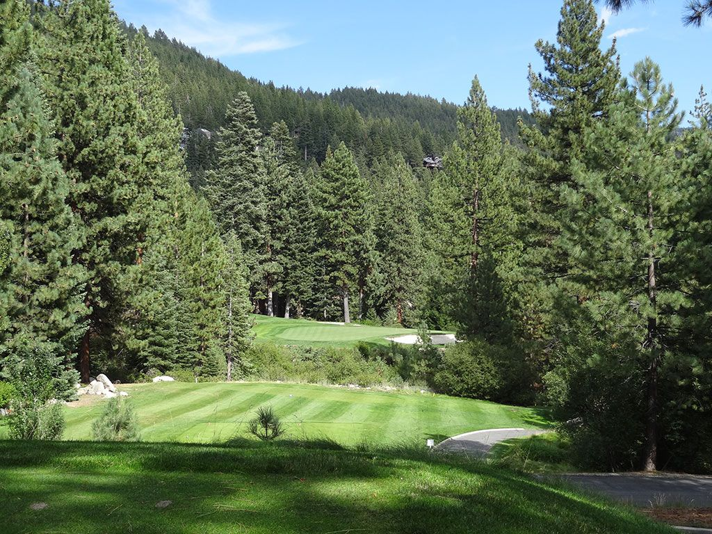 6th Hole at Incline Village (Championship) (203 Yard Par 3)