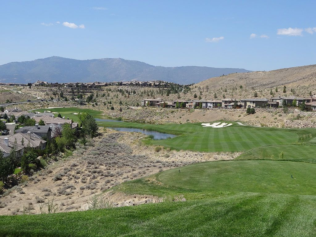 14th Hole at Somersett Golf and Country Club (588 Yard Par 5)
