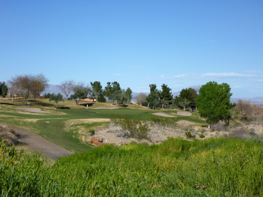 8th Hole at TPC Summerlin (239 Yard Par 3)