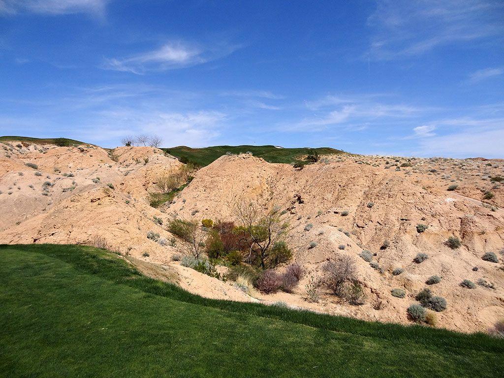 3rd Hole at Wolf Creek Golf Club (227 Yard Par )