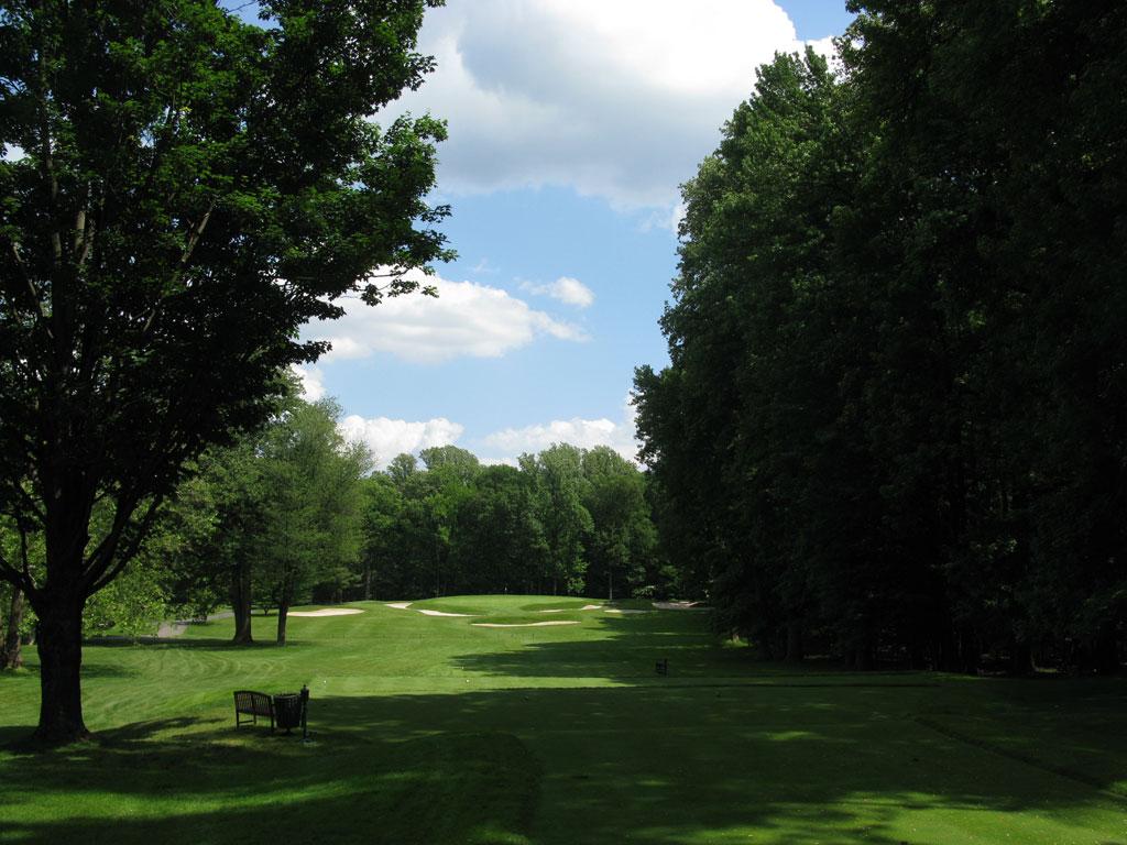7th Hole at Baltusrol Golf Club (Upper) (225 Yard Par 3)