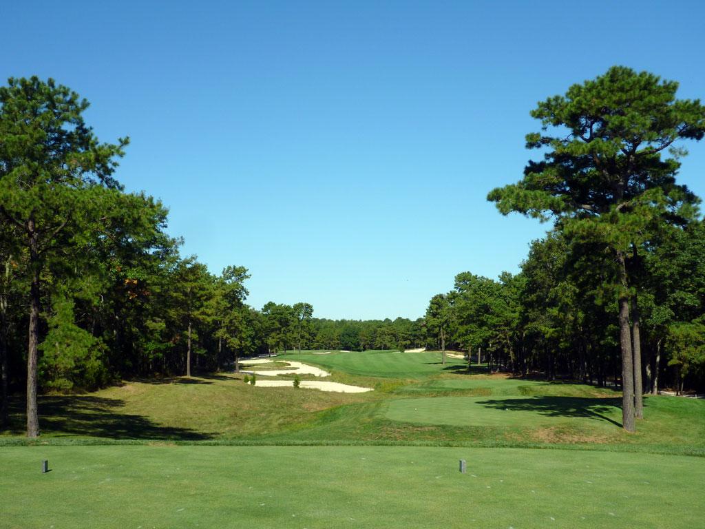 11th Hole at Galloway National Golf Club (513 Yard Par 5)