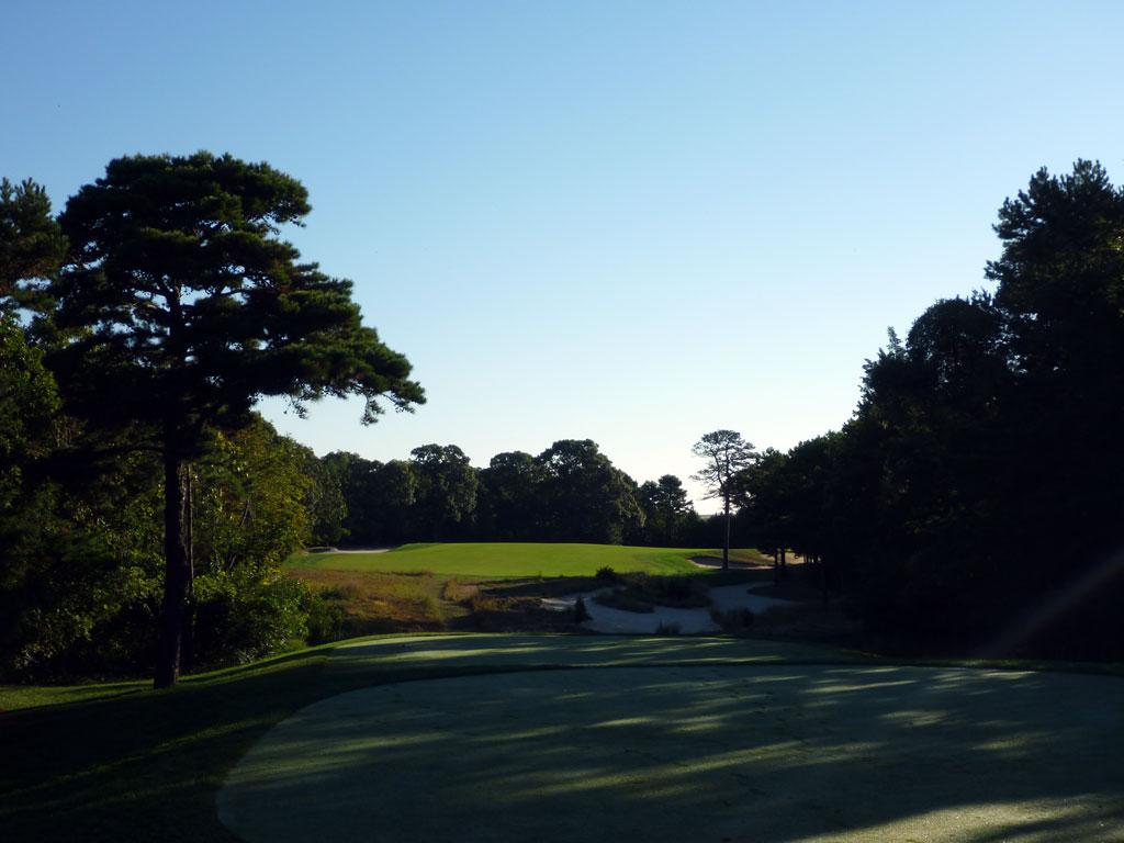 1st Hole at Galloway National Golf Club ( Yard Par )