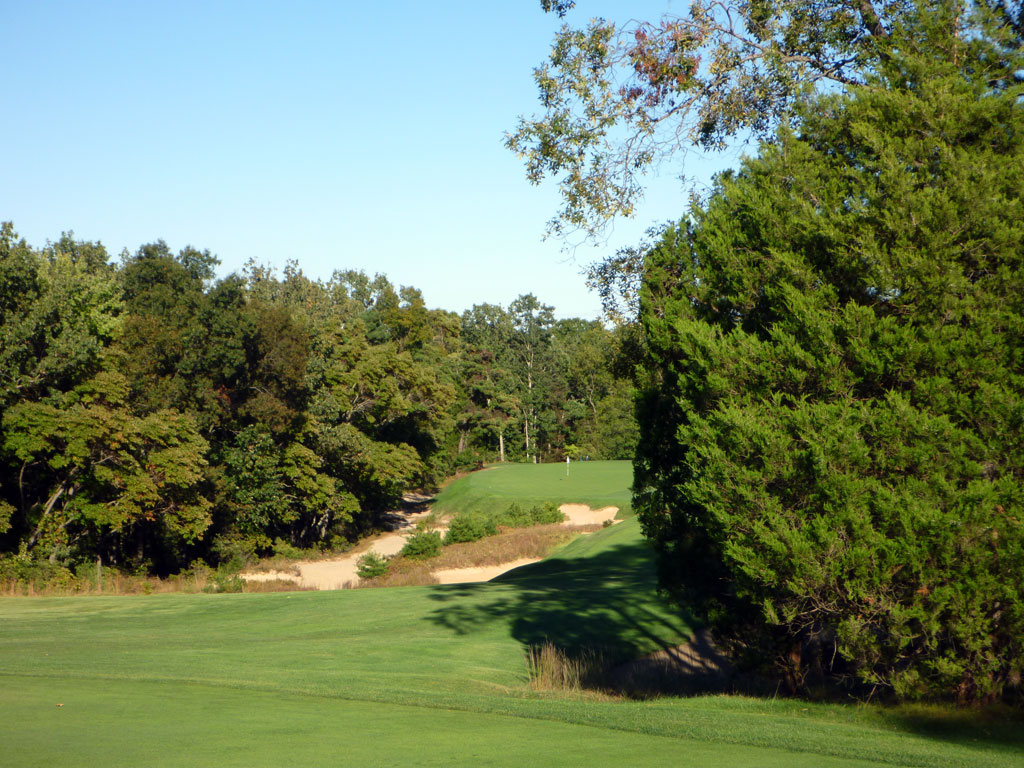 13th Hole at Pine Valley Golf Club (486 Yard Par 4)
