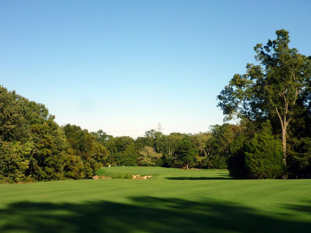 13th Hole at Pine Valley Golf Club (486 Yard Par 4)