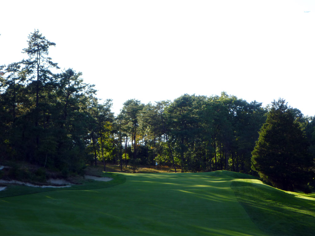 15th Hole at Pine Valley Golf Club (615 Yard Par 5)